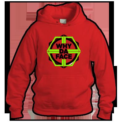 why da Face Green Logo Official