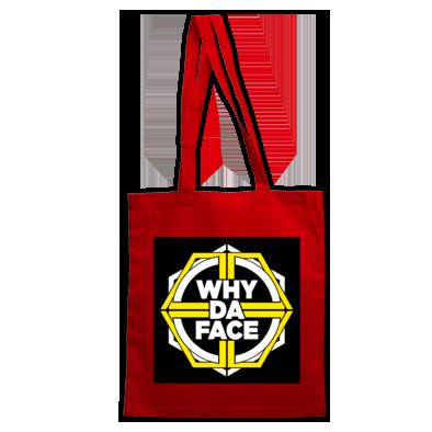 Why Da Face Yellow Logo