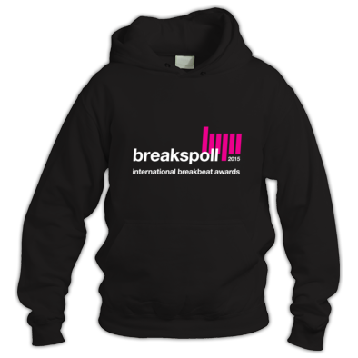 Breakspoll 2015 - International Hoodie