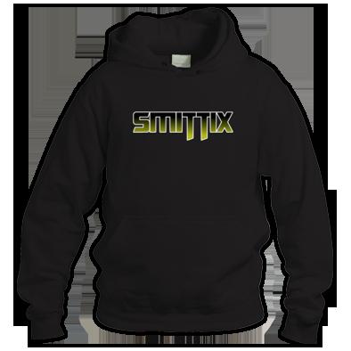 Smittix Hoodie Yellow Logo