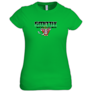 Leprenomichaun Lady T-Shirt