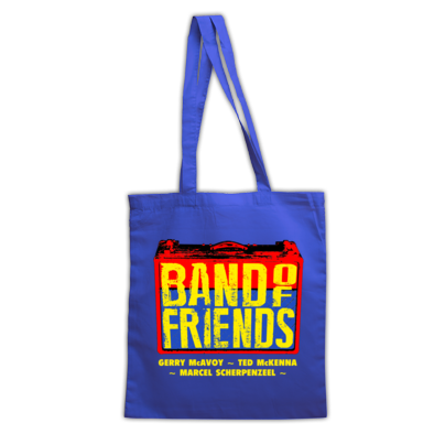 Band Of Friends Tote Bag
