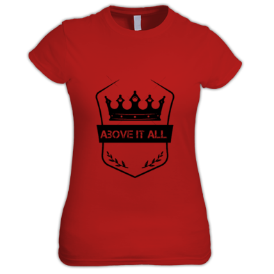 Above It All Design #182948