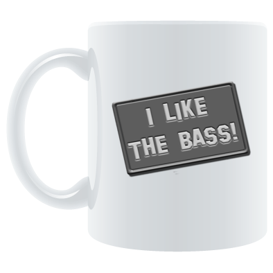 like the bass