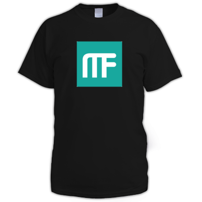 Mens Musically Fresh T-Shirt (Includes holes for both arms and head!)