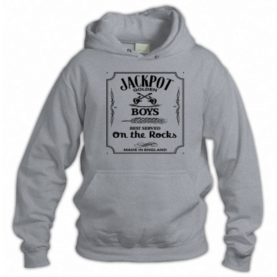 On the rocks - Hoodie