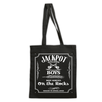On the rocks in the bag
