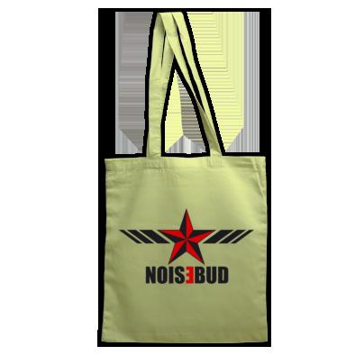 Noisebud Logo on White or Light