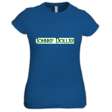 Johnny Dollar Logo Women's T-Shirts