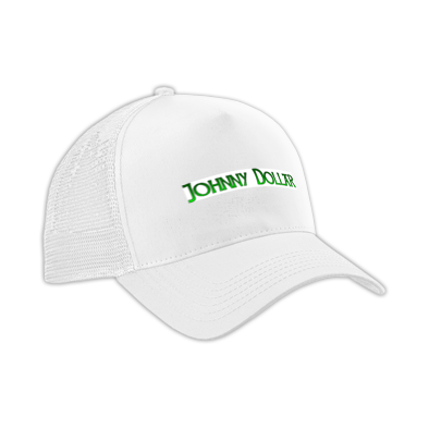 Johnny Dollar Logo Caps