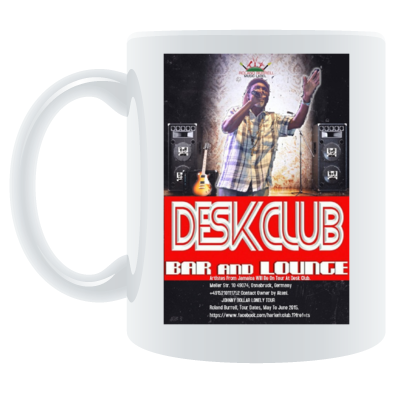 Desk Club Presents Johnny Dollar Lonely Tour Mug