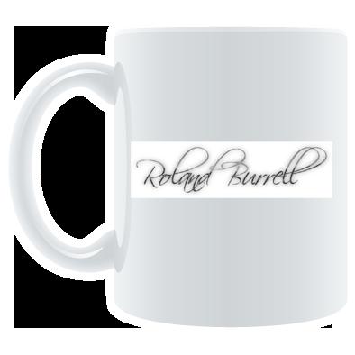 Roland Burrell Signature Line Mug