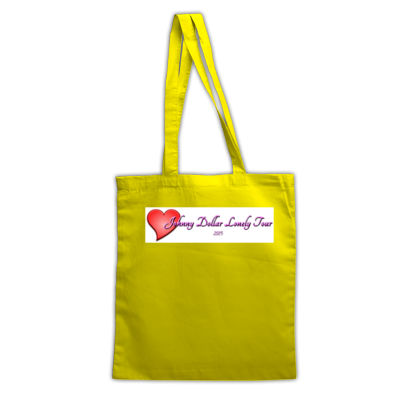 Johnny Dollar Lonely Tour 2015 Tote Bags