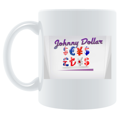 Johnny Dollar Signs Mug 2015