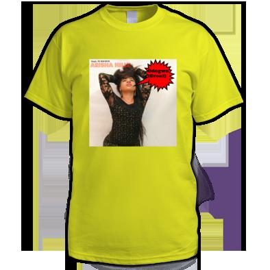 Arisha Hillz Great Brand Mens T-Shirts