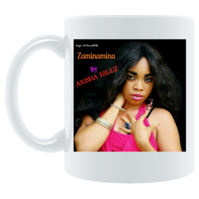 Zaminamina MP3 Single Cover Brand Mug