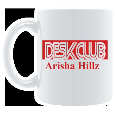 Desk Club Arisha Hillz Mug