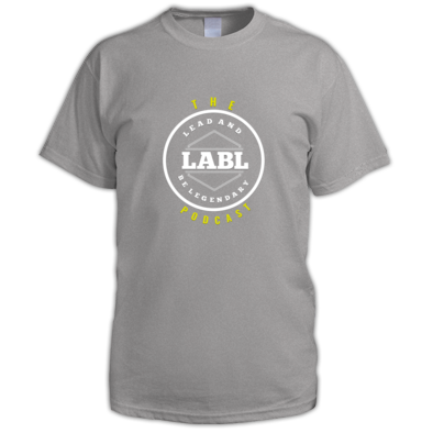 LABL PODCAST MEN'S T SHIRT