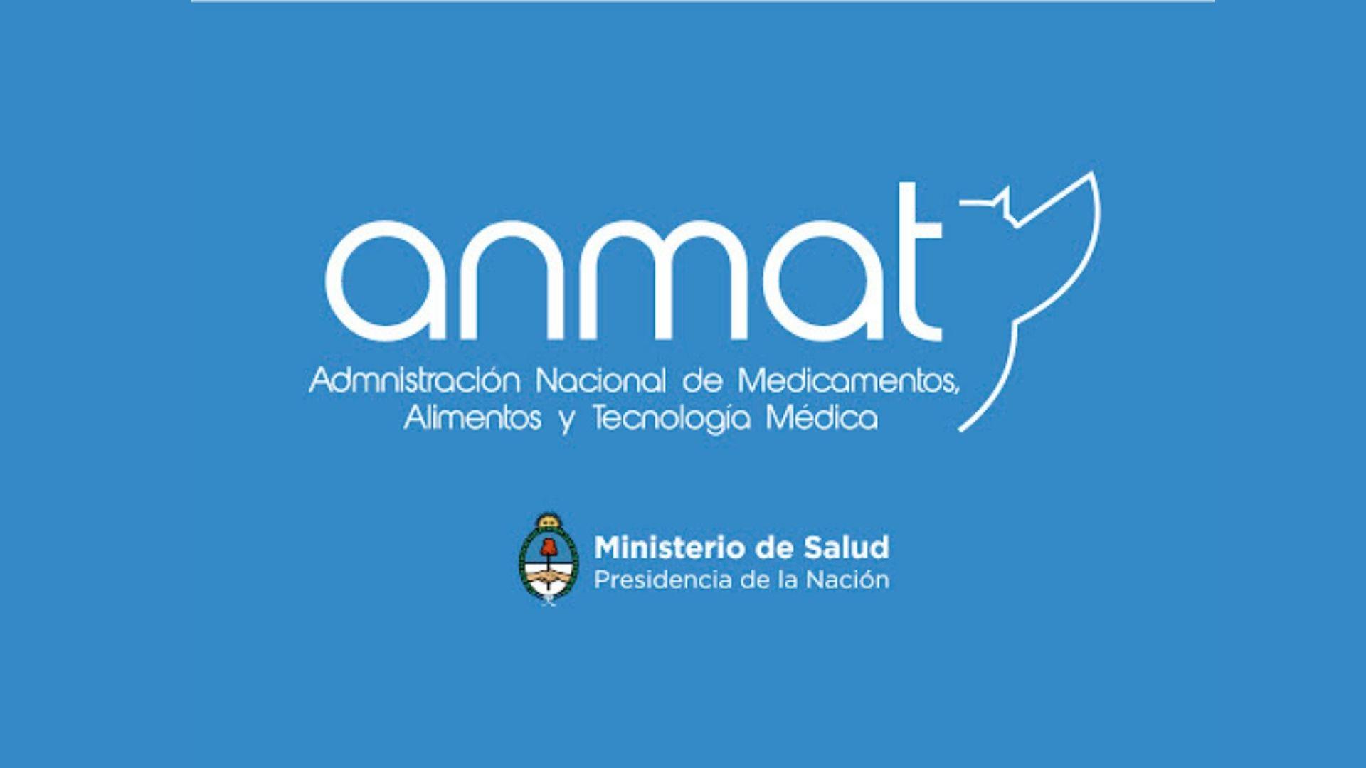 Anmat logo