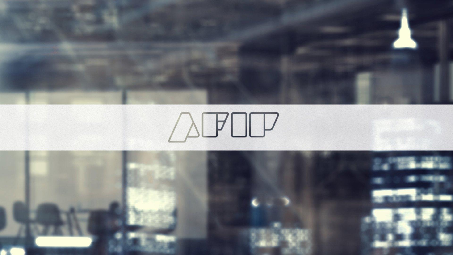 AFIP (Administración Federal de Ingresos Públicos)