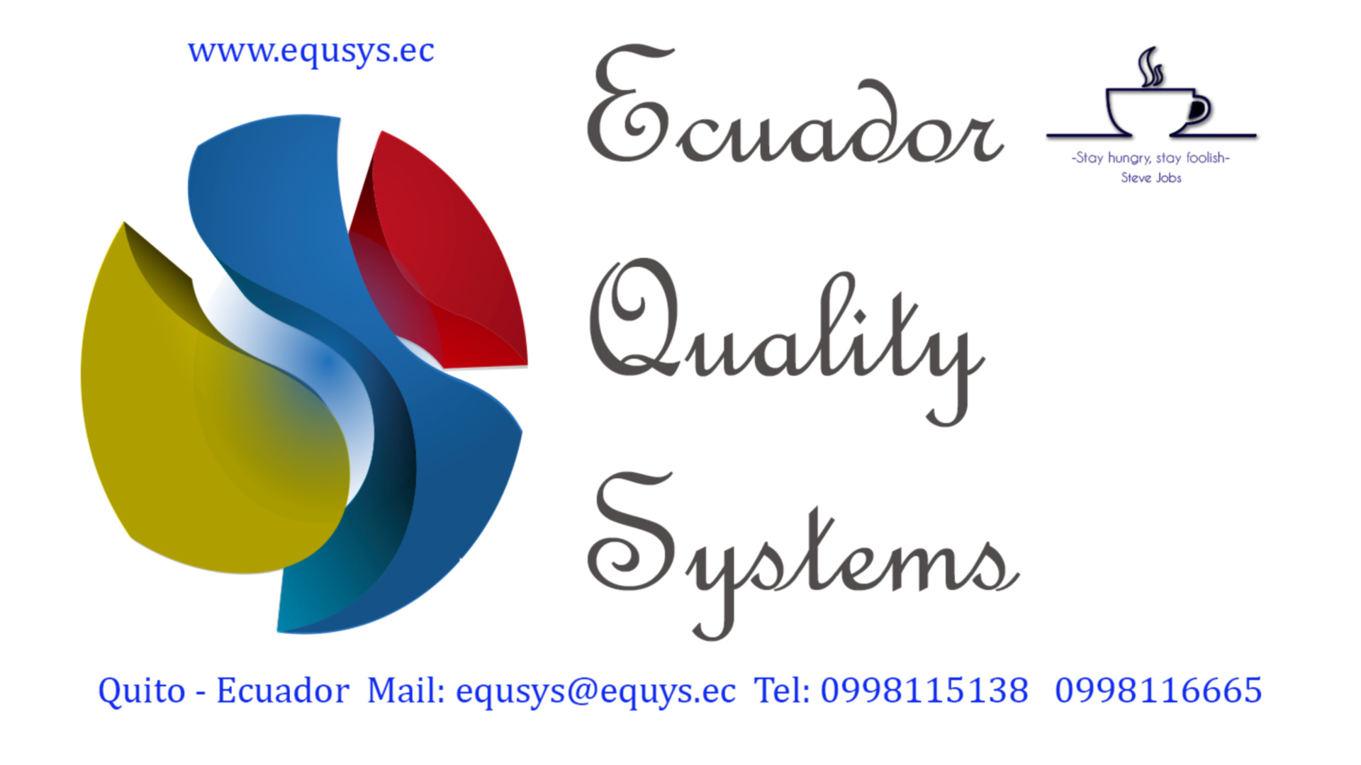 Equsys ERP