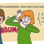 Grippe : que faire en cas d'épidémie ?