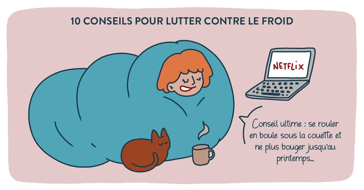 Blog Doctoome | 10 conseils pour lutter contre le froid