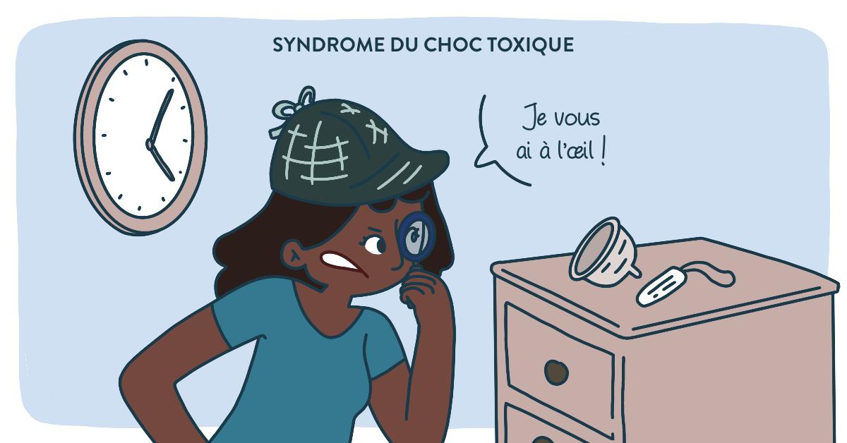 Blog Doctoome | Choc toxique : comment réduire les risques ?
