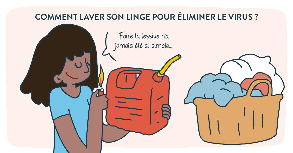 Blog Doctoome - Comment laver son linge pour éliminer le coronavirus ?
