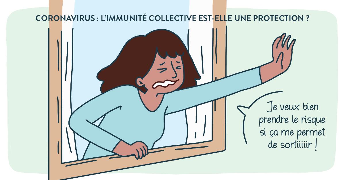 Blog Doctoome | Coronavirus : L'immunité collective est une protection ?