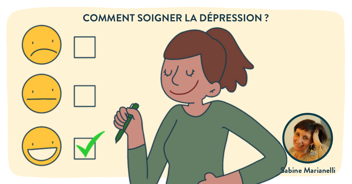 Comment accompagner les personnes souffrant de dépression ?