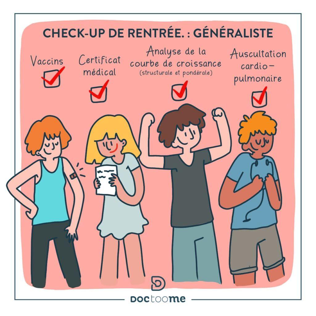 check up généraliste perdre kilos
