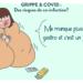 grippe et covid-19 : risques de co infection