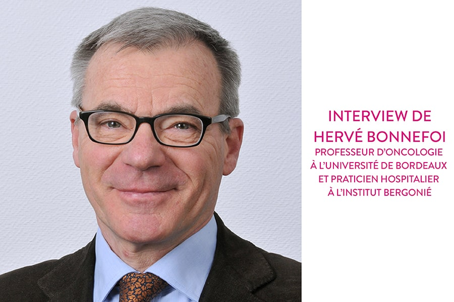 hervé bonnefoi : interview et explication du cancer du sein
