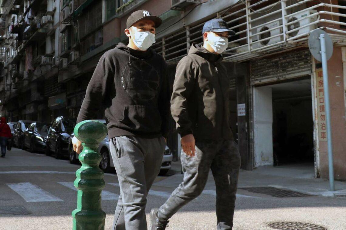 masques vendus dans les buralistes