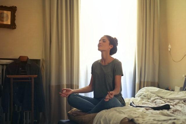 réduire bruxime : relaxation et méditation