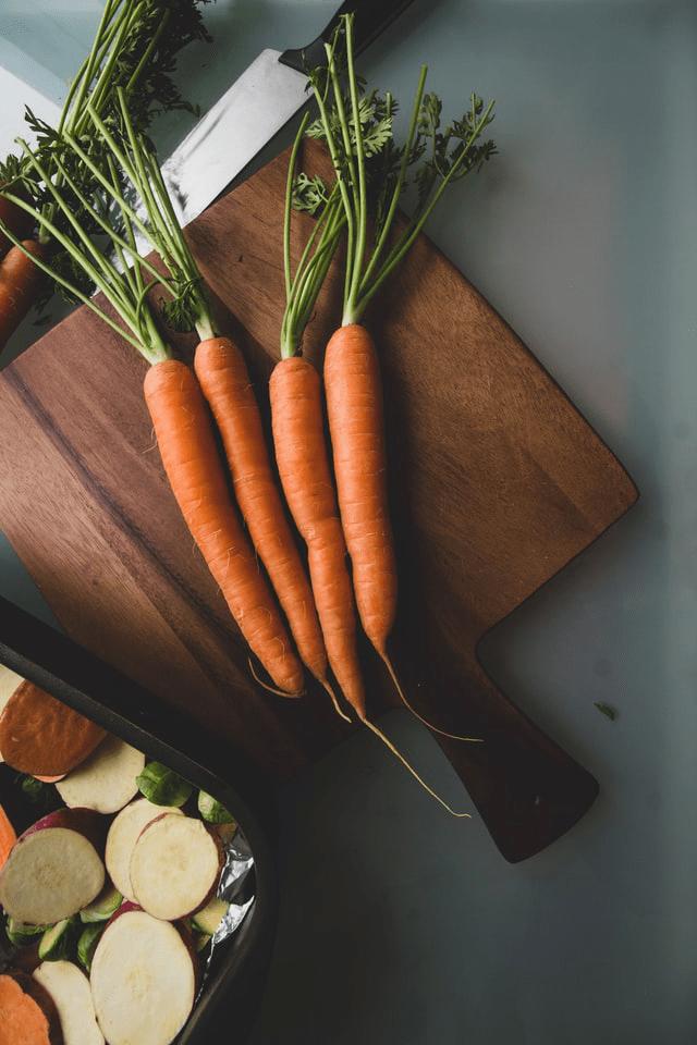 remède allergie : carottes