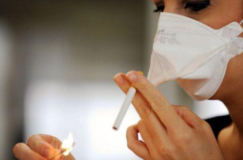 Arrêter de fumer pendant la crise du coronavirus
