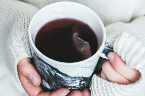 boire du thé pour vivre plus longtemps
