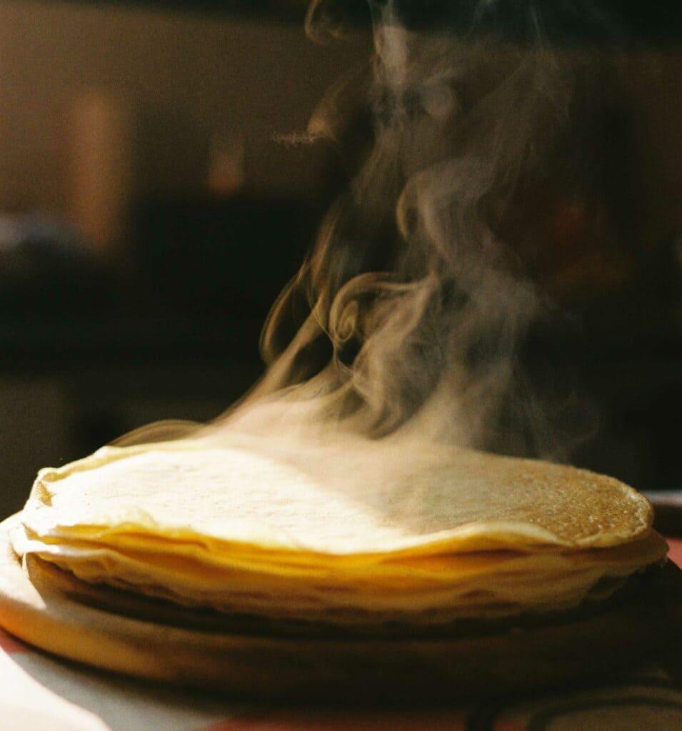 crêpes : un repas simple et économique