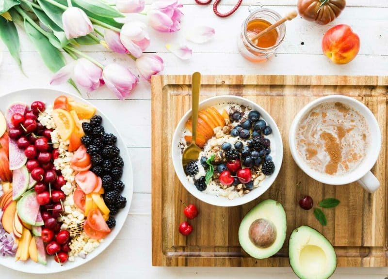 alzheimer : fruits légumes et thé pour réduire les risques