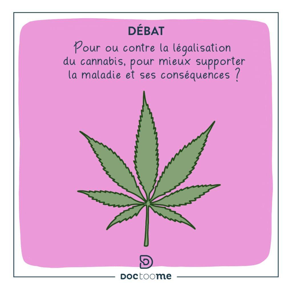 la légalisation du cannabis thérapeutique