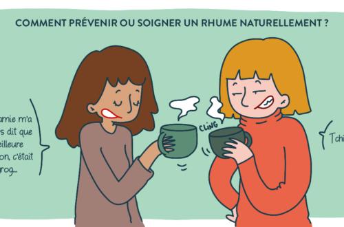 rhume : soigne naturellement remède de grand mère