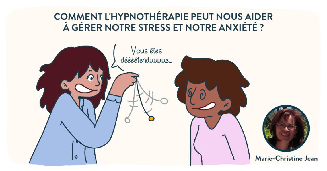 hypnothérapie : gestion du stress hypnose doctoome