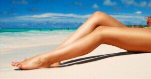 De belles jambes pour l'été