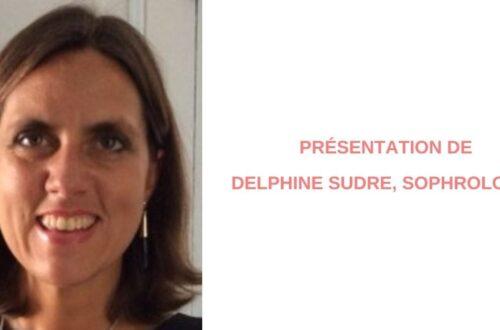 Présentation de Delphine Sudre, sophrologue(1)