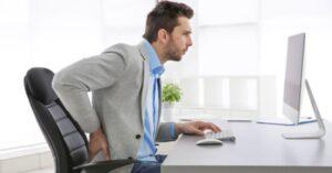 Prévenir des douleurs du dos au bureau