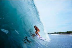 Activités sportives en été : Surf