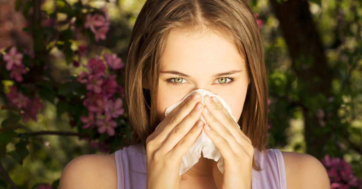 Les allergies printanières : ce qu'il faut savoir