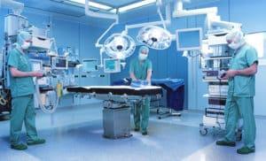 bloc opératoire opération chirurgicale